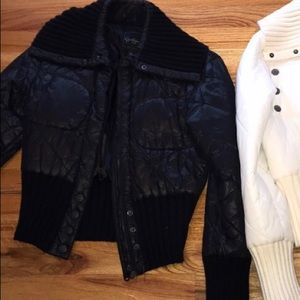 Jessica Simpson Jacket Black available (white SOLD